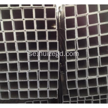 Erw Hot Dipped Deformed Seamless Square Alloy Steel Pipe